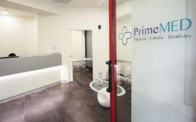 Pavimentazione PrimeMed