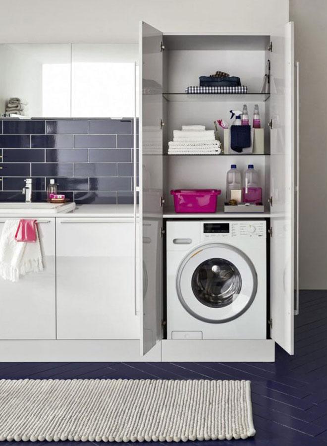 mobili per lavanderia componibili