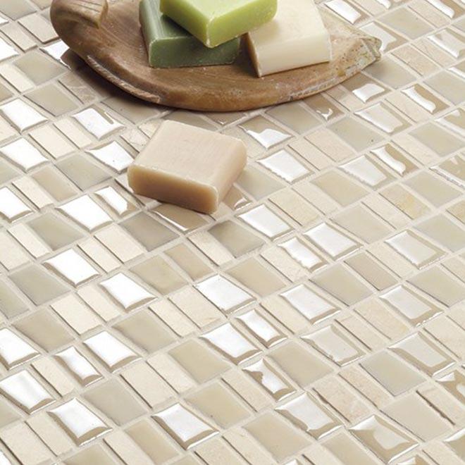 rivestimento bagno mosaico
