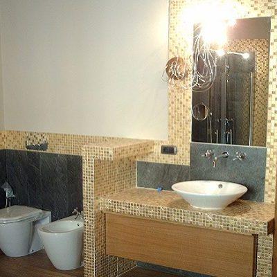 Bagno abitazione privata Novara