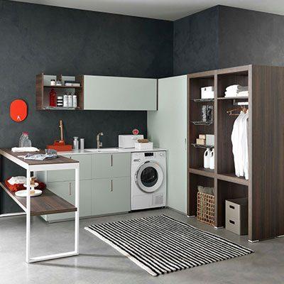 Mobili lavanderia per la casa